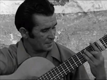 Guitarra Juan Diaz