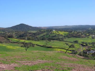 Panoramica Cabezo Juré